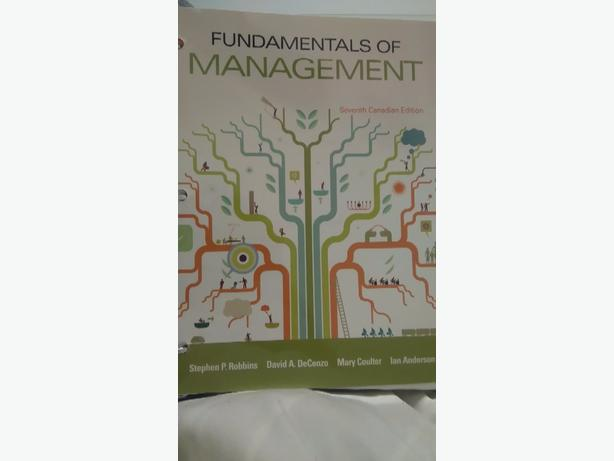 Bus 150 fundamentals of management by