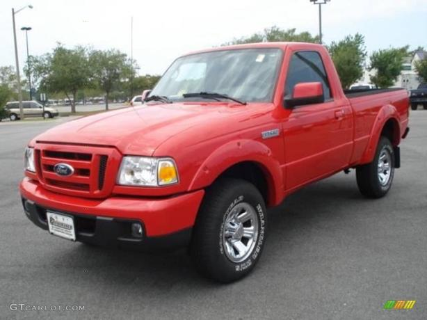 Ford Ranger SPORT LOW LOW MILEAGE!