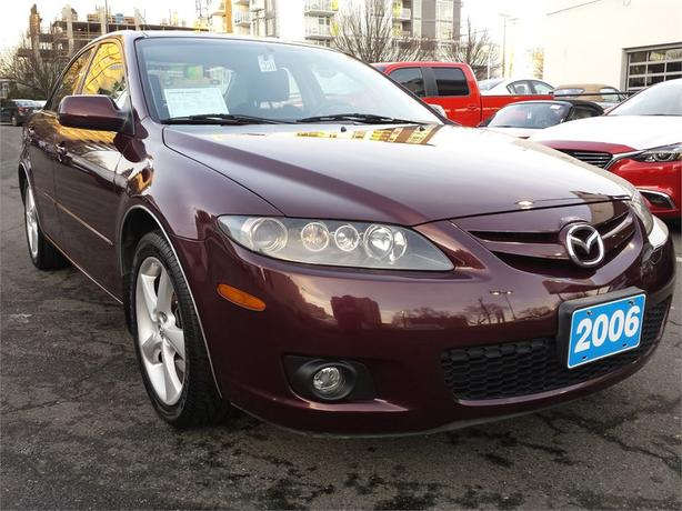 2006 Mazda Mazda6 GS Touring Edition