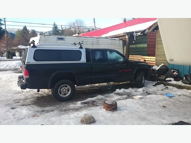 97 Dodge Dakota Sport 4x4 All Terrain Truck - Sale