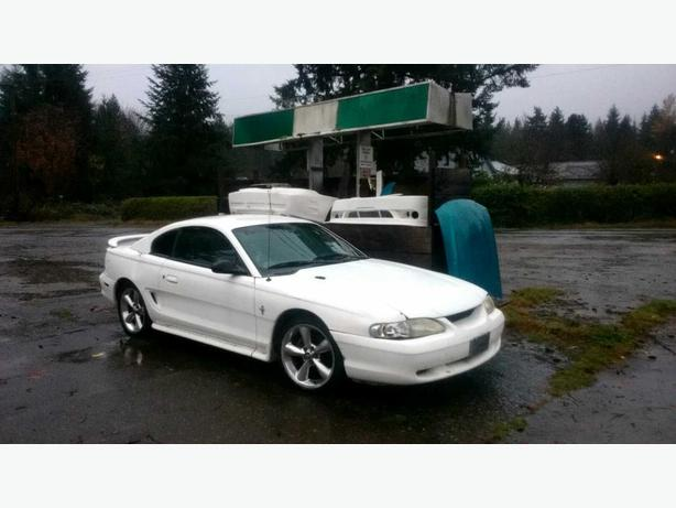 Reduced - Modded-Out Ford Mustang (95) With Extras