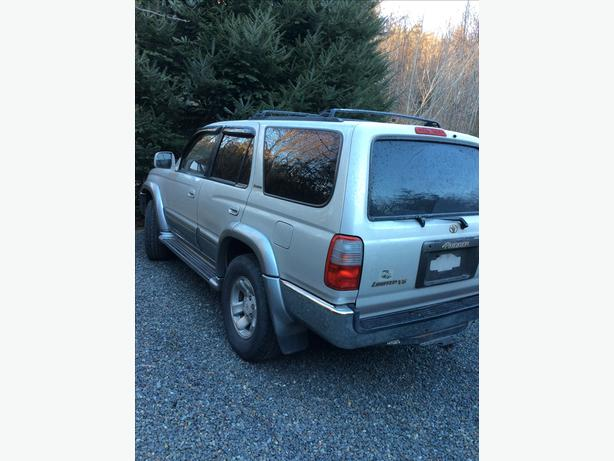 1997 toyota 4runner limited sooke victoria. Black Bedroom Furniture Sets. Home Design Ideas