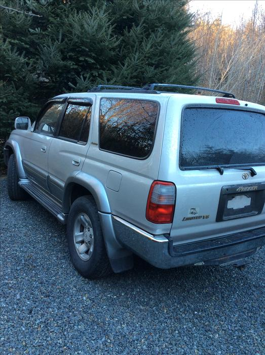 1997 toyota 4runner limited sooke victoria mobile. Black Bedroom Furniture Sets. Home Design Ideas