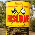 VINTAGE 1973's RISLONE ENGINE TREATMENT IMPERIAL QUART CAN