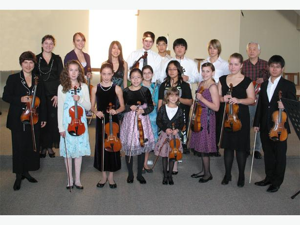 Music at iViolin School