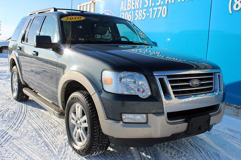 2010 ford explorer eddie bauer edition south regina regina. Black Bedroom Furniture Sets. Home Design Ideas