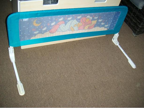 baby or child bedrail bed rail