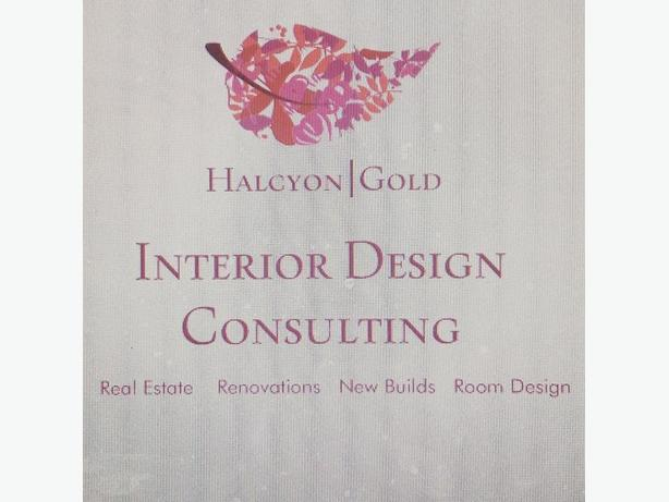 Halcyon Gold Interior Design Consultation