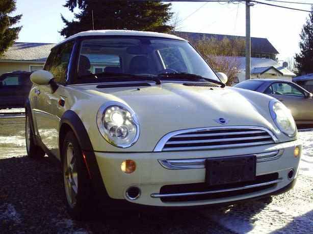 2006 Mini Cooper Solo