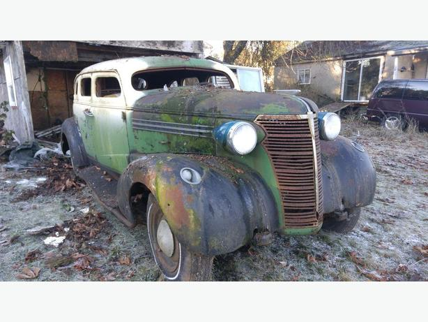 CHOPPED..... 1938 CHEVROLET MASTER DELUXE