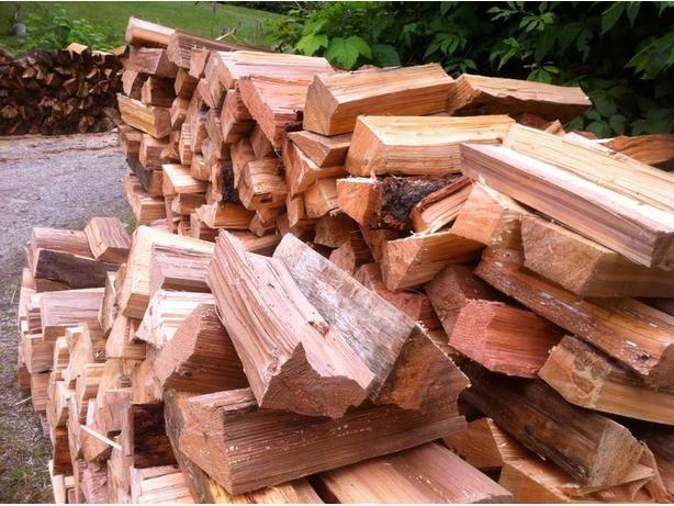 Fir firewood