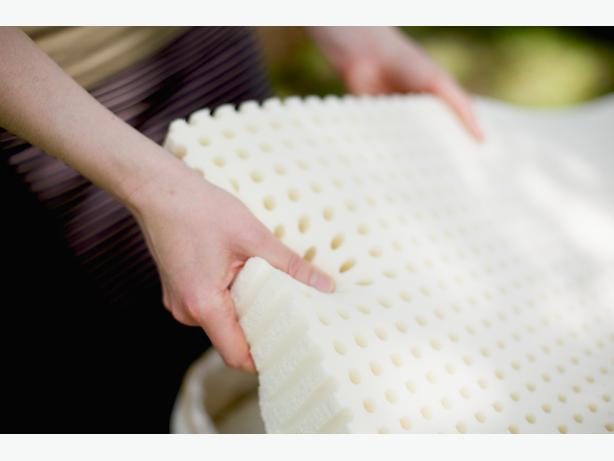 Natural Talalay Latex Mattresses at Resthouse