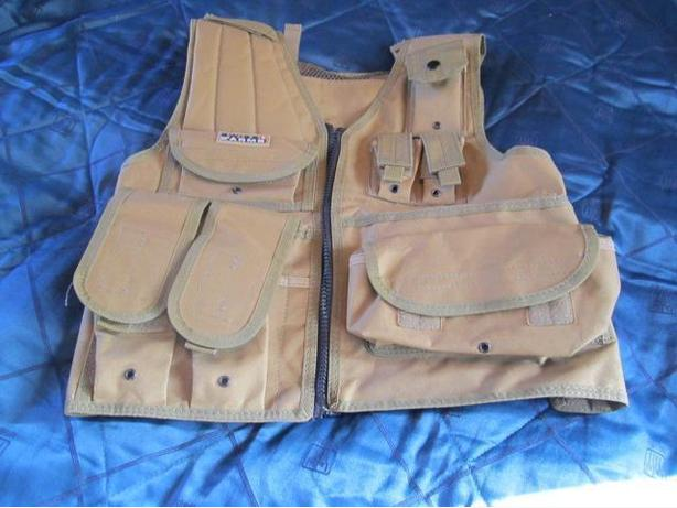 Swiss Arms lite shooting vest