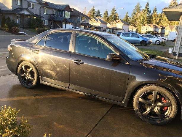 FOR TRADE: RARE Mazda speed 6 turbo for sale or trade