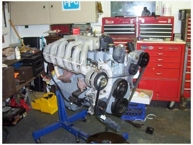 WANTED: Ford 4.9L 300 Engine Saanich, Victoria