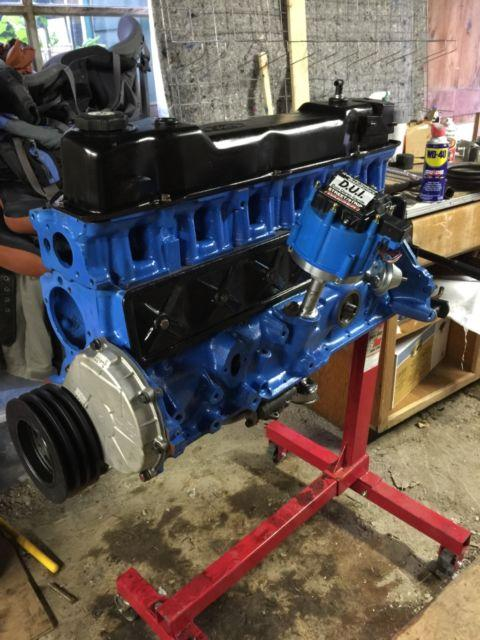 Wanted  Ford 4 9l 300 Engine Saanich  Victoria