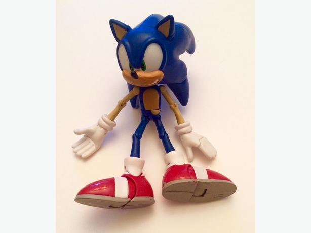 Sonic Action Figure