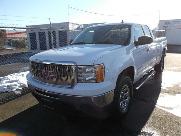 2009 GMC SIERRA EXTENDED CAB 4X4 FOR SALE