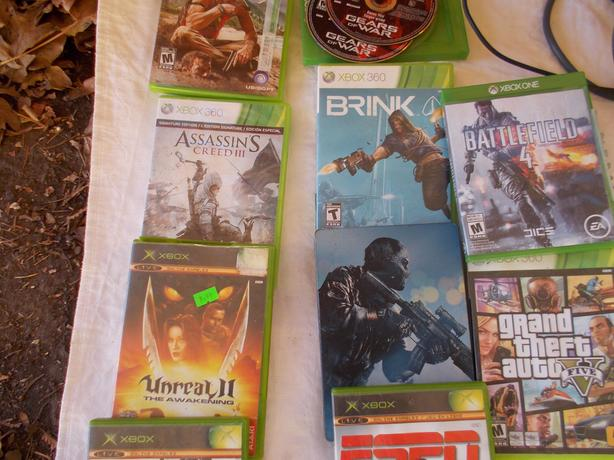 xbox games and consoles