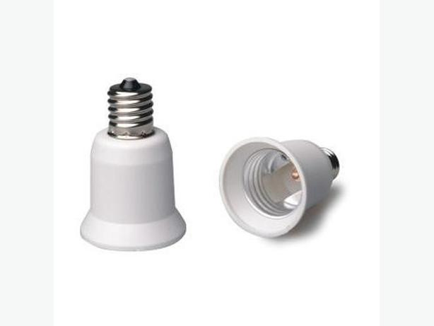 E17 to E26 Socket Adapter Converter