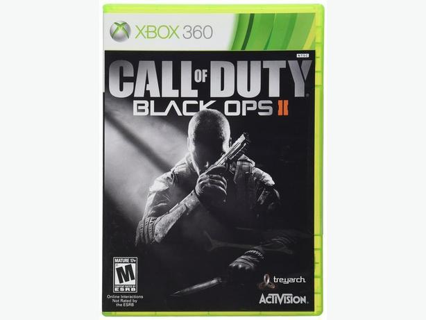 Call Of Duty Black Ops 2 (Xbox 360)