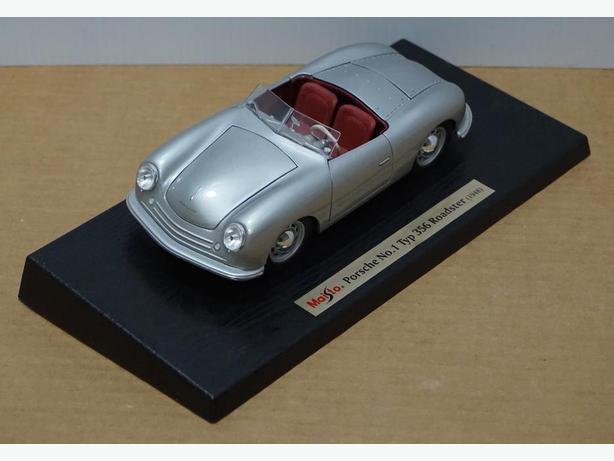 """""""Porsche No.1 Roadster 1945"""" Die-Cast 1:18 Scale Model by Maisto"""
