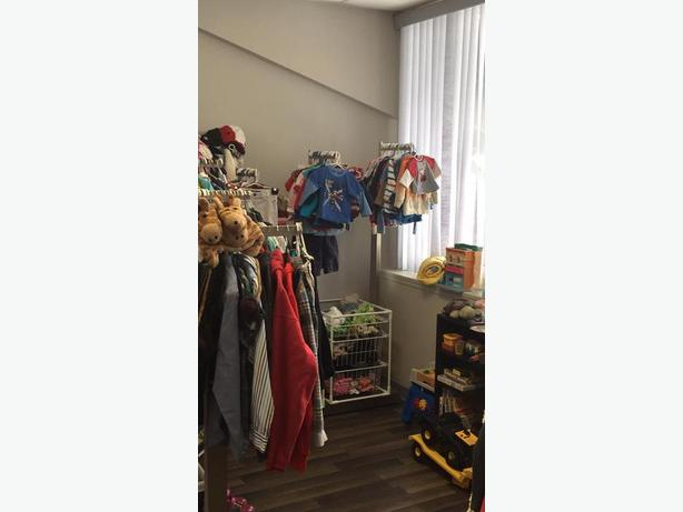 Donate to our clothing bank Central Regina, Regina