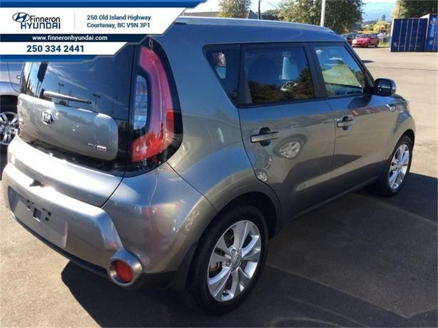 2015 kia soul ex alloys bluetooth heated seats courtenay. Black Bedroom Furniture Sets. Home Design Ideas