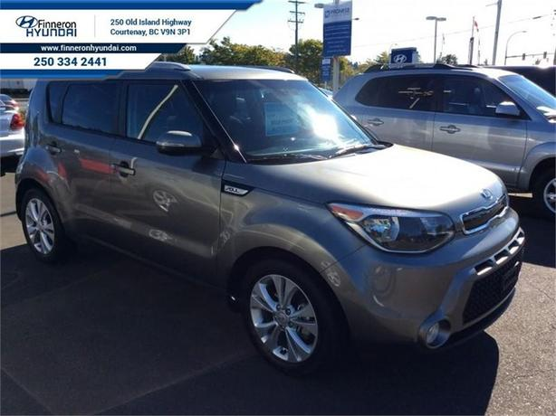 2015 Kia Soul EX Alloys, Bluetooth, Heated Seats