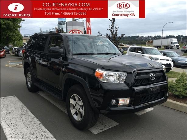 2012 Toyota 4Runner SR5 V6 **NEW YEAR'S CLEAROUT SALE