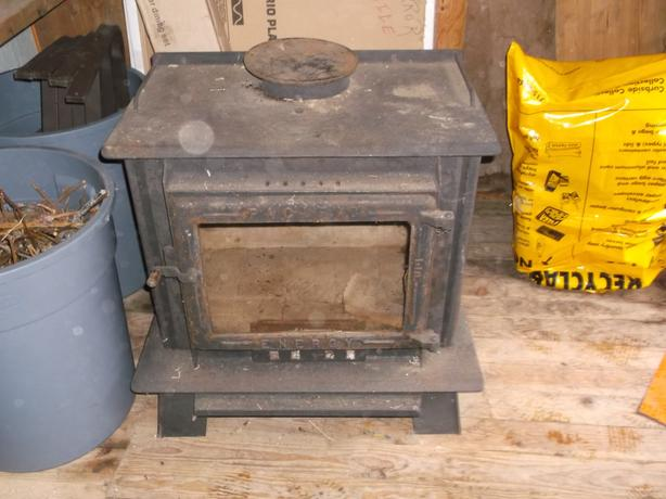 Pacific Energy Woodstove