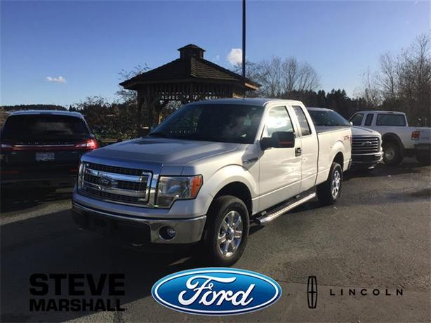 2014 Ford F-150 XLT - Clean, One Owner