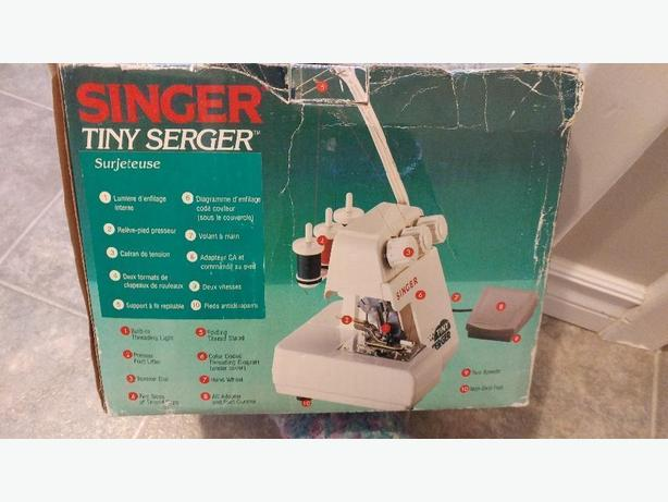 Singer Tiny Serger