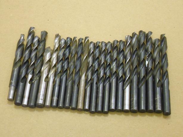 23 Drill bits