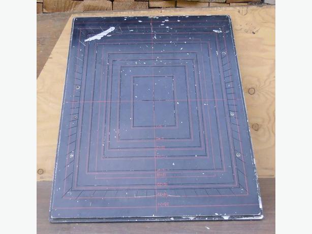 Adjustable Vacuum Table, Vacuum Plate, Vacuum Frame