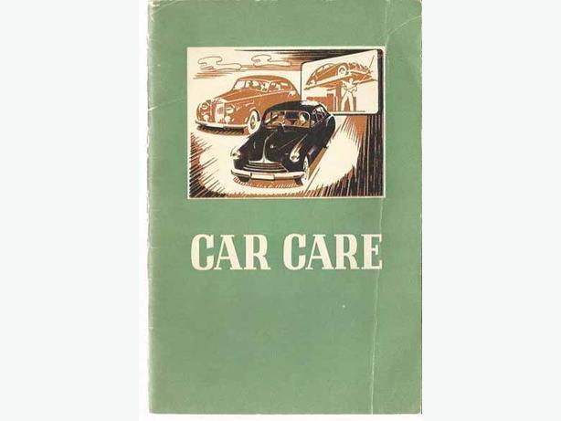 Vintage Owner's Manuals & Product Information Booklets