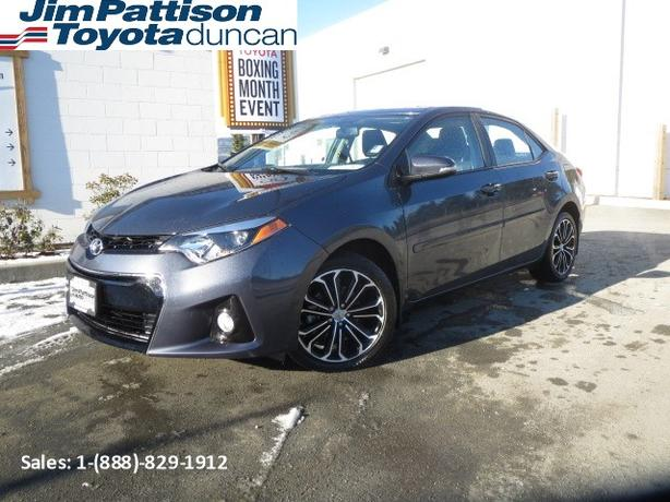 2014 Toyota Corolla S *Tech Package* SALE Price #DN7040A