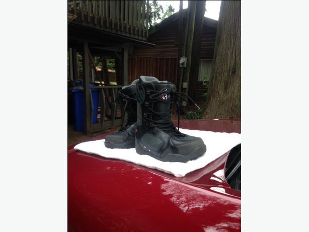 men's snowboard boots