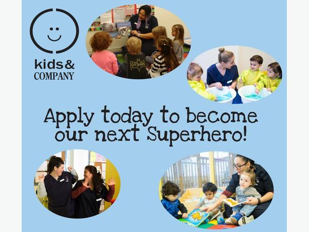 Hiring Part-time Early Childhood Educator in Kingston!