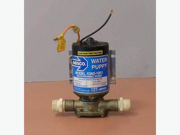 Marine Water Puppy Self-Priming Pump Model 6360-1001