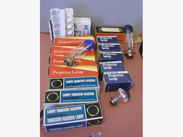 Diverse Selection of Projector Light Bulbs