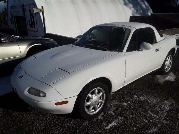 1993 Mazda Miata Convertible