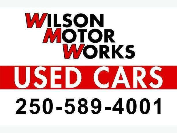 Wanted Wanted Wilson Motor Works Buys Used Car Esquimalt