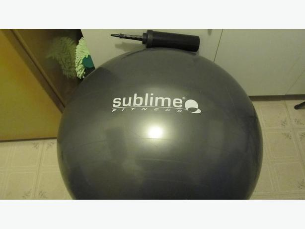 SUBLIME FITNESS BALL