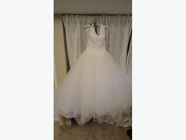 Morilee Ballgown Wedding Dress