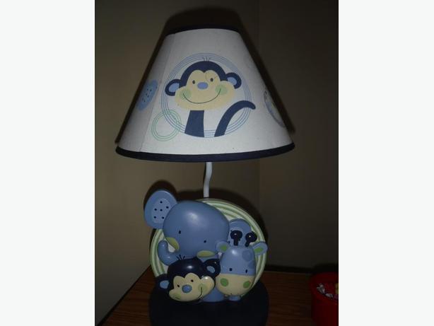 Baby's Lamp