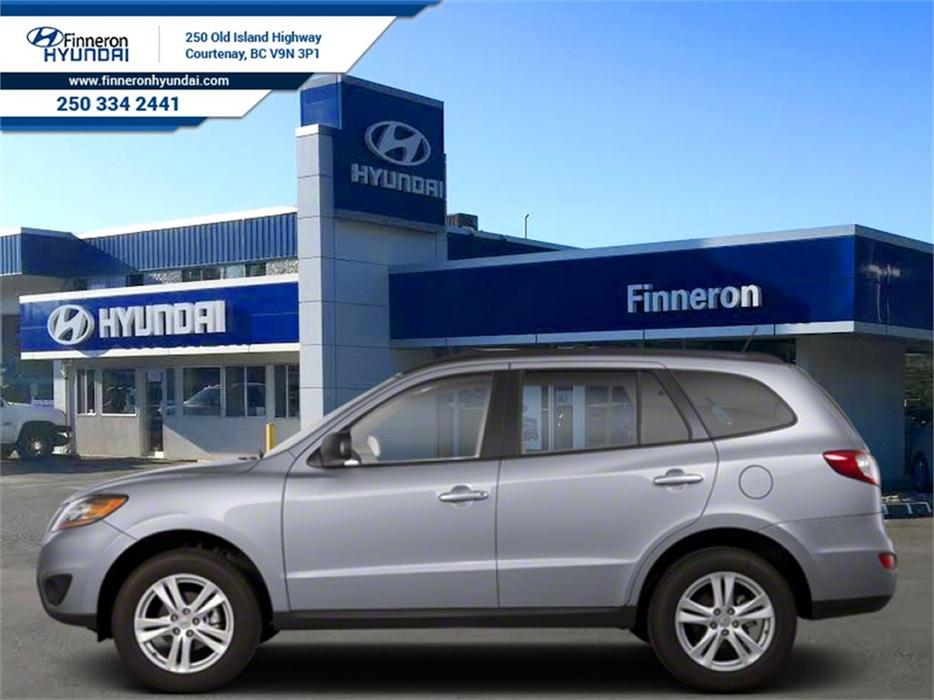 2010 hyundai santa fe gl low mileage courtenay courtenay comox mobile. Black Bedroom Furniture Sets. Home Design Ideas