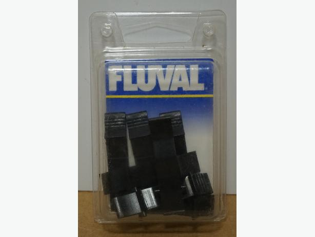 "Aquarium ""Fluval"" Filter Case Clips – Brand New"