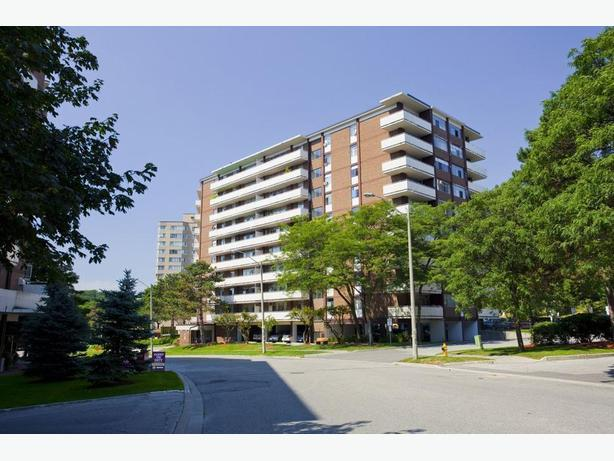 Avail. Apr  Cute  1 bedroom Toronto Park Vista Apartments