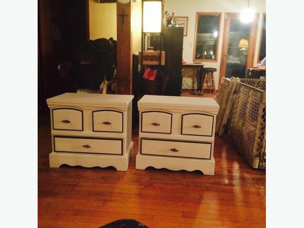 matching night stands